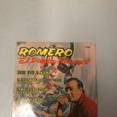 Dischi in vinile: ROMERO. Lote 176484985
