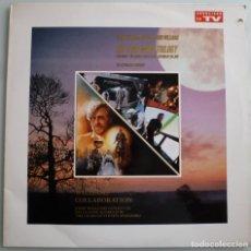 Discos de vinilo: THE STAR WARS TRILOGY - JOHN WILLIAMS (DOBLE LP SONY 1992 ESPAÑA) SPIELBERG/WILLIAMS COLLABORATION. Lote 176503574