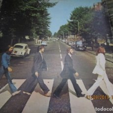 Discos de vinilo: THE BEATLES - ABBEY ROAD LP - ORIGINAL U.S.A. - APPLE RECORDS 1969 - SO.383 STEREO - NO HER MAJESTY . Lote 176506598