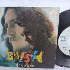Discos de vinilo: SMASH - 45 SPAIN PS - EX+ * SCOUTING - DIABOLO 1970. Lote 176520583