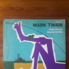 Discos de vinilo: MARK TWAIN. Lote 176523404