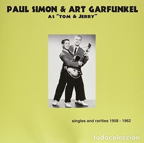 PAUL SIMON & ART GARFUNKEL AS TOM & JERRY * SINGLES AND R * LP 180G HQ HEAVYWEIGHT * PRECINTADO!! (Música - Discos - LP Vinilo - Jazz, Jazz-Rock, Blues y R&B)