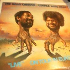 Discos de vinilo: LP THE BILLY COBHAM GEORGE DUKE BAND. LIVE ON TOUR IN EUROPE. ATLANTIC 1976 SPAIN (PROBADO Y BIEN). Lote 176532017