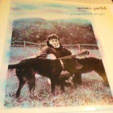 Discos de vinilo: LP QUIMI PORTET. PERSONES ESTRANYES GRABACIONES ACCIDENTALES 1986 SPAIN CON ENCARTE (PROBADO Y BIEN). Lote 176534150