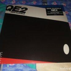 Discos de vinilo: MIKE OLDFIELD QE2 LP VINILO BLANCO DE 180GM PRECINTADO EDICION LIMITADA Y NUMERADA 0372/1000 2012. Lote 176549218