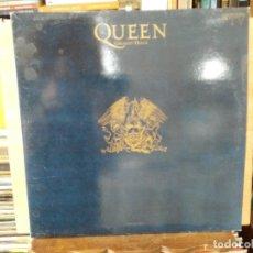 Discos de vinilo: QUEEN - GREATEST HITS II - DOBLE LP. DEL SELLO PARLOPHONE 1991. Lote 176550927