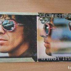 Discos de vinilo: LP GEORGE HARRISON THIRTY THREE GANGA 1976 USA. Lote 176553764