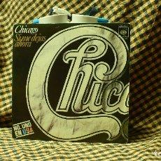 Disques de vinyle: CHICAGO -- SI ME DEJAS AHORA / JUNTOS NUEVO, CBS 1976. . Lote 176554418