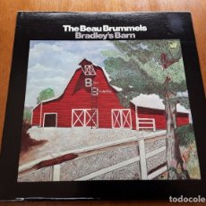 Discos de vinilo: THE BEAU BRUMMELS - BRADLEY'S BARN 1968 USA PSYCH COUNTRY FOLK ORIGINAL LP. Lote 176555643