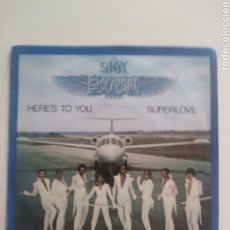 Discos de vinilo: SKYY: HERE,S TO YOU+ SUPERLOVE.1981. Lote 176557130