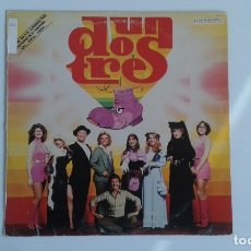 Discos de vinilo: BANDA SONORA - UN DOS TRES LP 1983 EDICION ESPAÑOLA. Lote 195427165