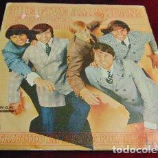Discos de vinilo: THE FIVE AMERICANS – ZIP CODE - SINGLE 1967. Lote 176575490