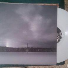 Discos de vinilo: NOTHINK LP HIDDEN STATE 2012 VINILO BLANCO METAL ALTERNATIVO COMO NUEVO RARO. Lote 176578865