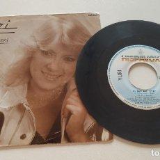 Discos de vinilo: YURI 'SÍ, SOY ASÍ' SINGLE PROMO 1983 7''. Lote 176586590