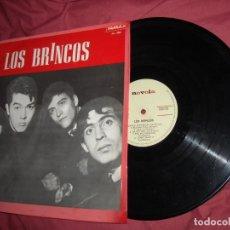 Discos de vinilo: LOS BRINCOS ?– LOS BRINCOS SELLO: NOVOLA ?– NL-1001 1964 ORIGINAL VER FOTO. Lote 176596955