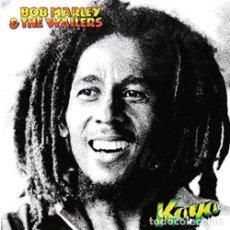 Discos de vinilo: BOB MARLEY & THE WAILERS KAYA LP . REGGAE JAMAICA PETER TOSH SKA TROJAN ISLAND. Lote 176597092