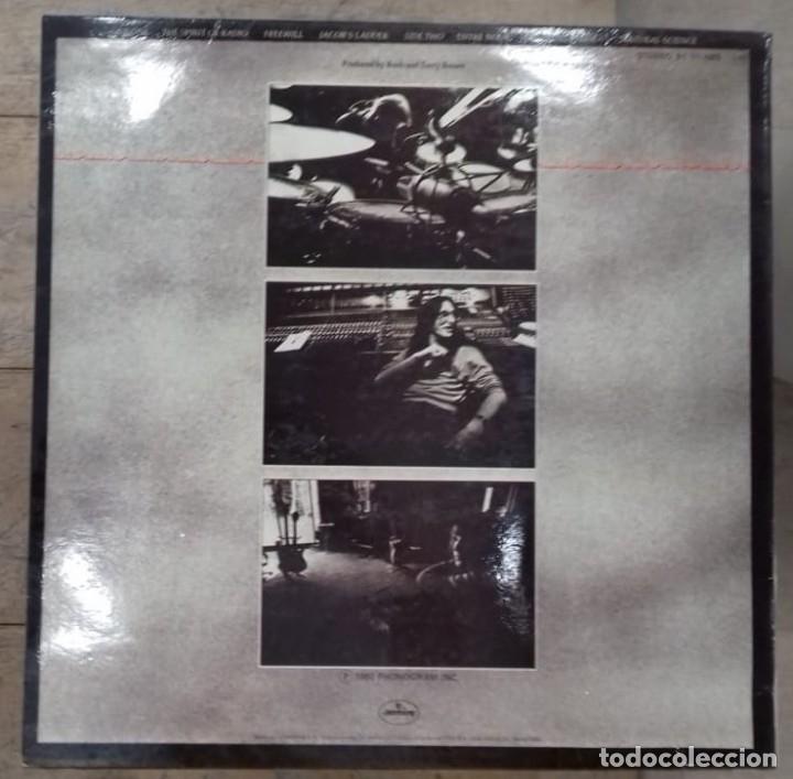 Discos de vinilo: RUSH - PERMANENT WAVES LP ED. ESPAÑOLA 1980 - Foto 2 - 176598595