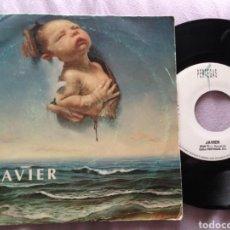 Discos de vinilo: SINGLE JAVIER ROCAFULL - POR TI + 1 (PERTEGAS, 1991) RARO!!. Lote 176601085