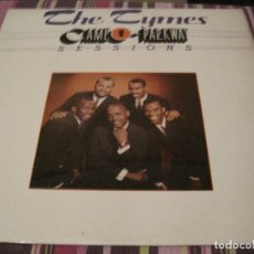 Discos de vinilo: LP THE TYMES CAMEO PARKWAY SESSIONS LONDON 8516 UK DOO WOP. Lote 176617310