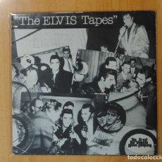 Discos de vinilo: ELVIS PRESLEY - THE ELVIS TAPES - LP. Lote 176623315