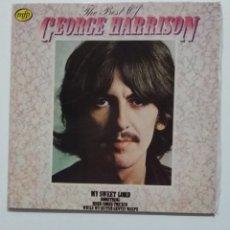 Discos de vinilo: GEORGE HARRISON.- THE BEST OF GEORGE HARRISON. LP. TDKLP. Lote 176624868