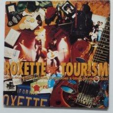 Discos de vinilo: ROXETTE. - TOURISM. DOBLE LP. TDKLP. Lote 176626145