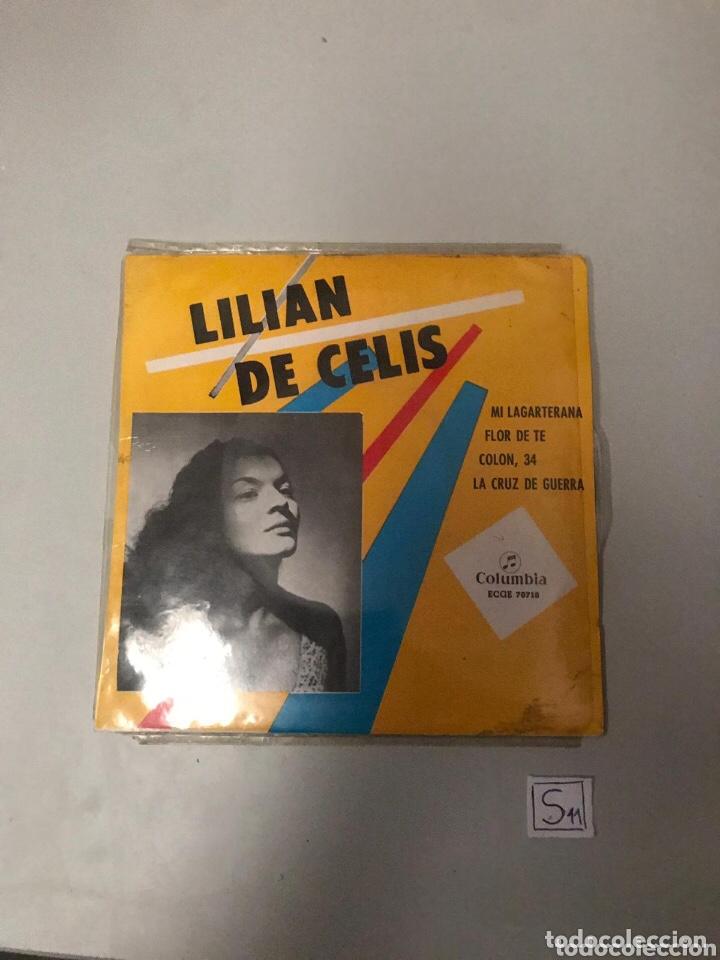 LILIAN DE CELIS (Música - Discos - Singles Vinilo - Flamenco, Canción española y Cuplé)