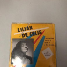 Discos de vinilo: LILIAN DE CELIS. Lote 176635302