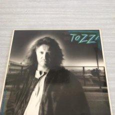 Discos de vinilo: TOZZI. Lote 176635450