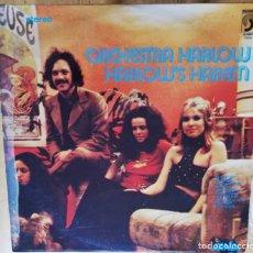 Dischi in vinile: ***RESRVADO ATHLETICCLUB1970 *** ORCHESTRA HARLOW - HARLOW'S HAREM LP 1974 RARA EDICION ESPAÑOLA. Lote 176637827