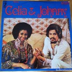 Dischi in vinile: ***RESRVADO ATHLETICCLUB1970 **CELIA & JOHNNY -CELIA & JOHNNY LP LP EDICION ESPAÑOLA JOHNNY PACHECO. Lote 176638158
