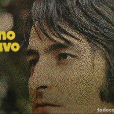 Discos de vinilo: NINO BRAVO. LP. SELLO CANTABILE. EDITADO EN ESPAÑA. AÑO 1973. Lote 176638835
