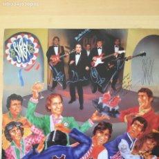 Discos de vinilo: LOS SIREX- SIREX 25 AÑOS- FIRMADO/ AUTOGRAFOS. Lote 176638850