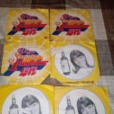 Discos de vinilo: LOTE DE 24 DISCOS VINILO, DISCO SORPRESA. Lote 176639499