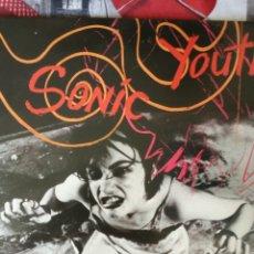 Disques de vinyle: SONIC YOUTH - EVOL. Lote 176641650