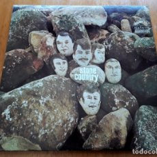 Discos de vinilo: STONE COUNTRY 1968 USA PSYCH FOLK & WEST COAST ROCK ORIGINAL LP. Lote 176641850