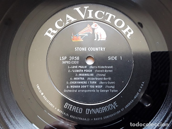 Discos de vinilo: STONE COUNTRY 1968 USA PSYCH FOLK & WEST COAST ROCK ORIGINAL LP - Foto 3 - 176641850