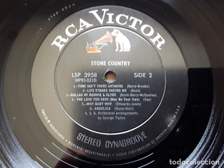 Discos de vinilo: STONE COUNTRY 1968 USA PSYCH FOLK & WEST COAST ROCK ORIGINAL LP - Foto 4 - 176641850