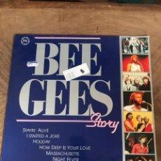 Discos de vinilo: BEEGEES. Lote 176643238