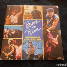 Discos de vinilo: BRUCE SPRINGSTEEN & THE E STREET BAND // BORN TO RUN +1 // EDICION ESPAÑOLA CBS 650842 7 . Lote 176643990