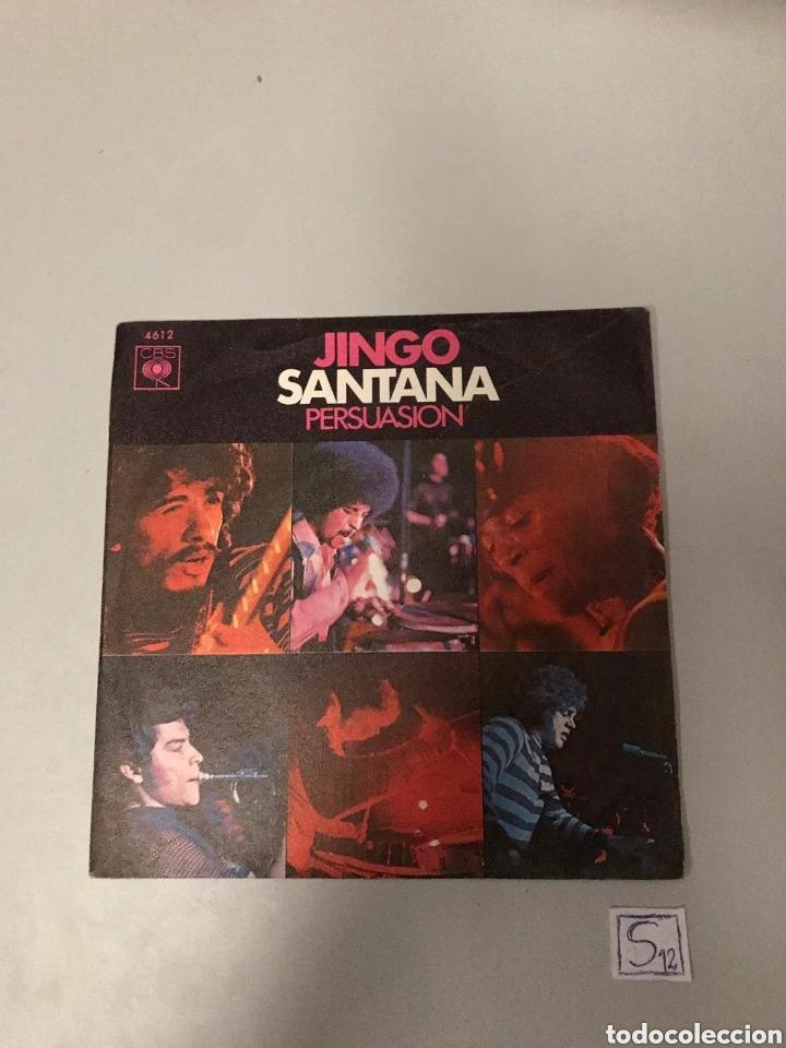 JINGO SANTANA (Música - Discos - Singles Vinilo - Rock & Roll)