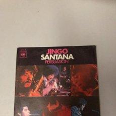Discos de vinilo: JINGO SANTANA. Lote 176644844