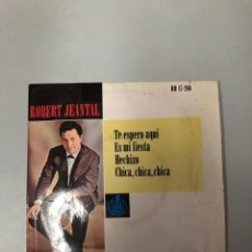 Discos de vinilo: ROBERT JEANTAL. Lote 176646518