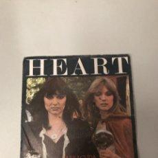 Discos de vinilo: HEART. Lote 176646608