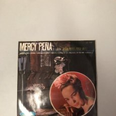 Discos de vinilo: MERCY PEÑA. Lote 176648250