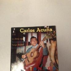 Discos de vinilo: CARLOS ACUÑA. Lote 176659995