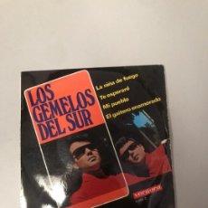 Discos de vinilo: LOS GEMELOS DEL SUR. Lote 176660344