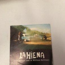 Discos de vinilo: LA HIENA. Lote 176660892