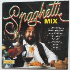 Discos de vinilo: SPAGHETTI MIX. DOBLE LP. TDKDA67. Lote 176666482