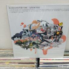 Disques de vinyle: VINILO DE BABASONICOS - ANOCHE - NUEVO LP. Lote 176671239
